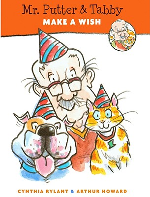 Mr. Putter & Tabby Make a Wish Cover Image