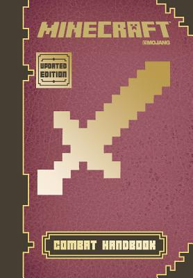 Minecraft: Combat Handbook (Updated Edition): An Official Mojang Book Cover Image
