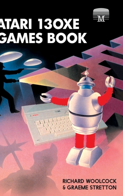 Atari 130XE Games Book Cover Image