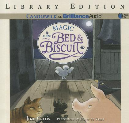 Magic at the Bed & Biscuit Cover Image