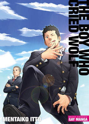 The Boy Who Cried Wolf (Gay Manga) Cover Image