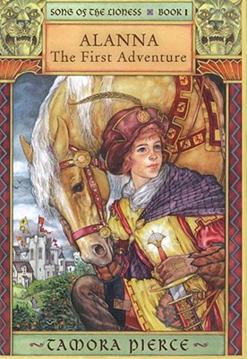 Alanna: The First Adventure Cover Image