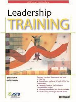 Cover for Leadership Training [With CDROM]