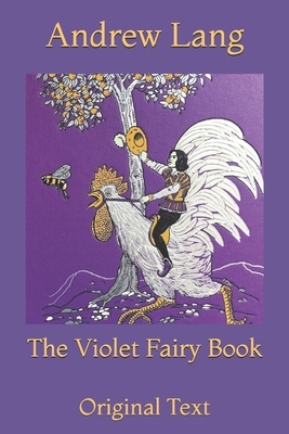 The Violet Fairy Book: Original Text Cover Image