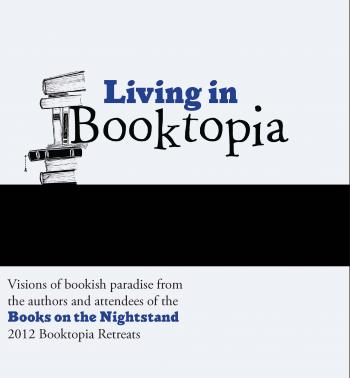 Living in Booktopia Cover Image