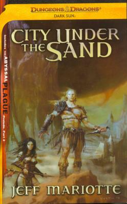 City Under the Sand: A Dark Sun Novel Cover Image