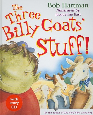 The Three Billy Goats' Stuff! [With CD (Audio)] Cover