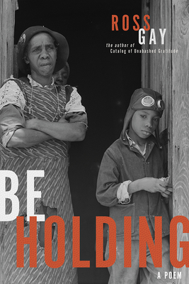 Be Holding: A Poem (Pitt Poetry Series) Cover Image