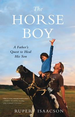 The Horse Boy Cover