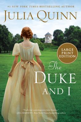The Duke and I: Bridgerton (Bridgertons #1) cover