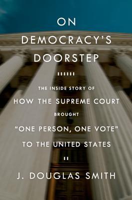 On Democracy's Doorstep Cover