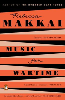 Music for Wartime: Stories Cover Image