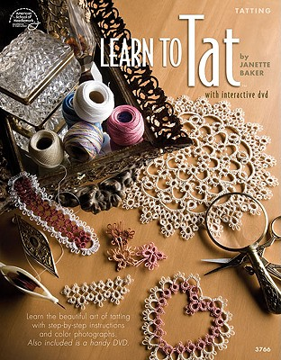 Learn to Tat (with DVD) Cover Image