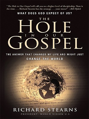 The Hole in Our Gospel Cover