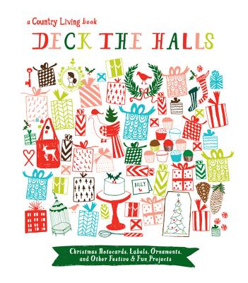 Country Living Deck the Halls Cover