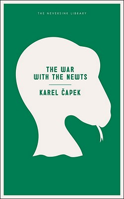 The War with the Newts Cover Image