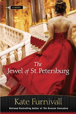 The Jewel of St. Petersburg Cover