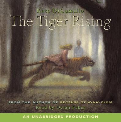 The Tiger Rising Cover Image