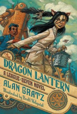 The Dragon Lantern: A League of Seven Novel (The League of Seven #2) Cover Image