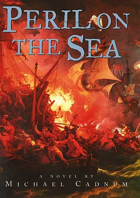Cover for Peril on the Sea