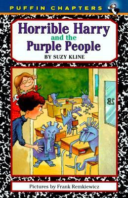 Horrible Harry and the Purple People Cover Image