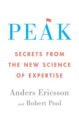 Peak: Secrets from the New Science of Expertise Cover Image