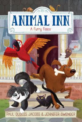 A Furry Fiasco (Animal Inn #1) Cover Image