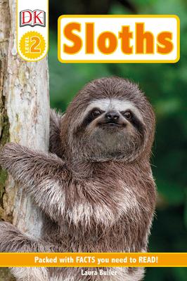 DK Readers Level 2: Sloths Cover Image