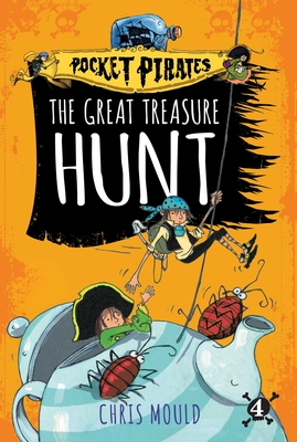 The Great Treasure Hunt (Pocket Pirates #4) Cover Image