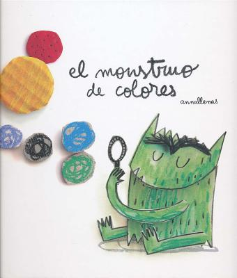 El Monstruo de Colores = The Color Monster Cover Image