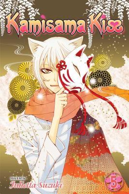Kamisama Kiss, Vol. 5 Cover
