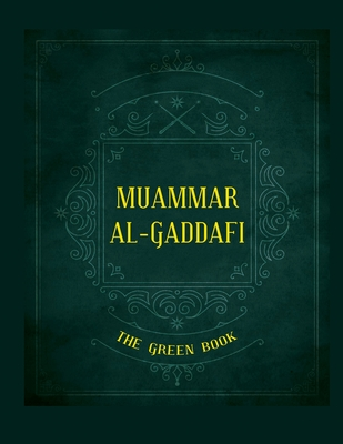 Gaddafi's The Green Book Cover Image