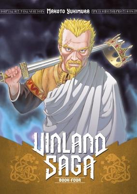 Vinland Saga 4 Cover Image