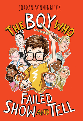The Boy Who Failed Show and Tell Cover Image