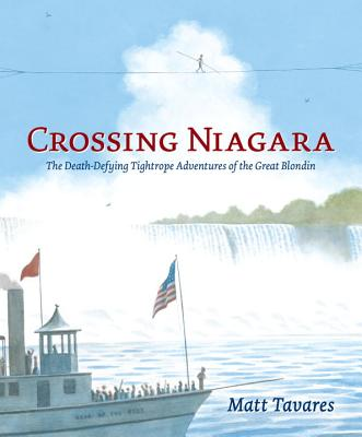 Crossing Niagara Cover