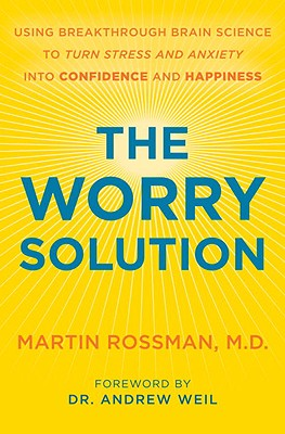 The Worry Solution Cover