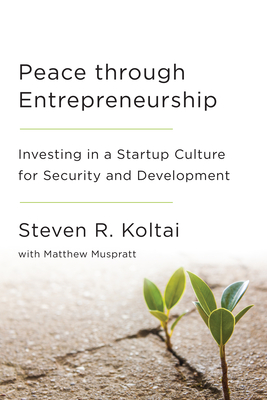 Peace Through Entrepreneurship Cover