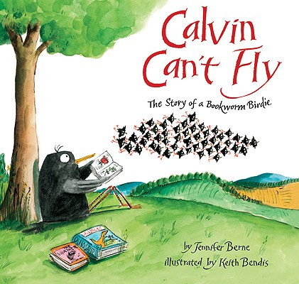 Calvin Can't Fly Cover