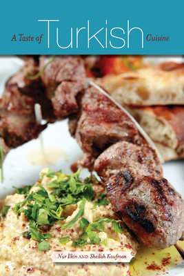 A Taste of Turkish Cuisine Cover Image