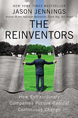 The Reinventors Cover