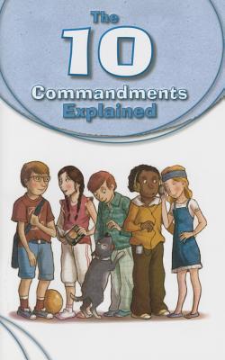 10 Commandments Explained Cover Image