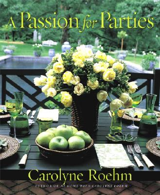A Passion for Parties Cover