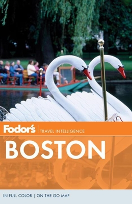 Fodor's Boston [With Map] Cover Image