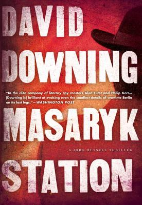 Masaryk Station Cover