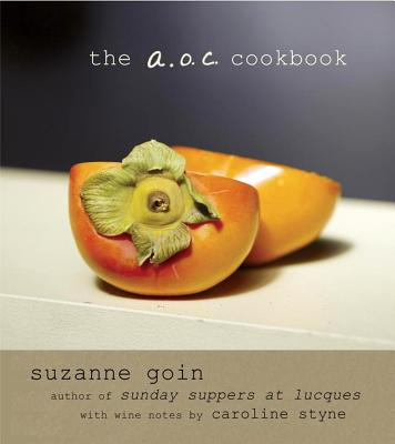 The A.O.C. Cookbook Cover