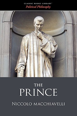 The Prince (Classic Books Library. Political Philosophy) Cover Image