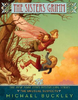 The Sisters Grimm: The Unusual Suspects - #2 Cover Image