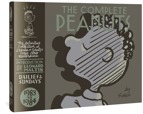 The Complete Peanuts 1983-1984 Cover