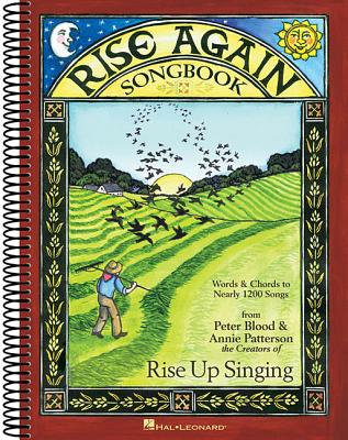 Rise Again Songbook: Words & Chords to Nearly 1200 Songs 7-1/2x10 Spiral-Bound Cover Image