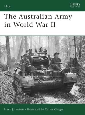 The Australian Army in World War II Cover